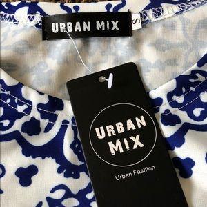 Urban Mix LA Tops - Urban mix 2 piece set